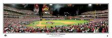 Philadelphia Phillies 2008 World Series Champs Celebration Panoramic Poster