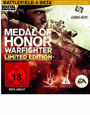 Medal OF HONOR WARFIGHTER LIMITED EDITION PC ORIGIN KEY Global