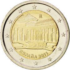 EUR, Espagne, 2 Euro Alhambra 2011 #85000