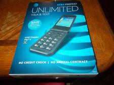 At&T Prepaid Unlimited Talk & Text Cingular Flip