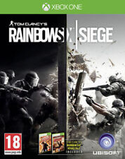 Jeu XBOX ONE TOM CLANCY'S THE RAINBOW SIX SIEGE