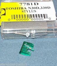 TOSHIBA N-30D N-330D N-320D replacement TURNTABLE STYLUS NEEDLE C320M
