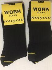 Work 3//4 Arbeitssocken 39-42 43-46 Arbeitsstrümpfe Arbeitskleidung Winter