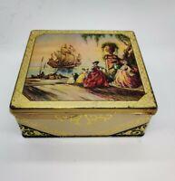 Vintage MacFarlane Lang & Co Biscuit Tin