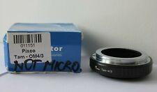 Pixco Tamron Adaptall 2 - Olympus OM 4/3 Mount Digital Camera Adapter.UK Seller