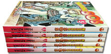 manga NANAKO SOS Serie Completa 1/5 - Nuovo - Magic Press SCONTO 30%
