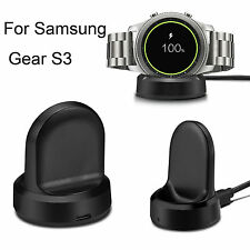 For Galaxy Gear S3 Classic Frontier Charger Spare Charger Charging Cradle Dock