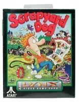 Atari Lynx Spiel - Scrapyard Dog NEU & OVP