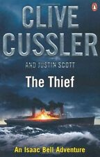 The Thief by Justin Scott, Clive Cussler (Paperback, 2013)