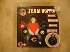 NFL TEAM HOPPER BOUNCE BALL FOR AGES 4+ NEW IN BOX