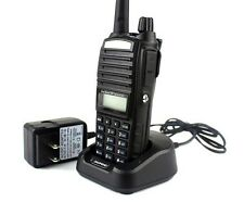 Walkie Talkie UHF+VHF 136-174MHZ 400-520MHZ 5W Two Way Radio BaoFeng UV-82 Radio