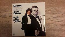 45rpm vinyl record Lani Hall , NEVER SAY NEVER AGAIN