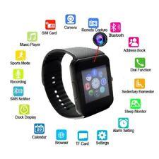 "Bluetooth Smart Watch 2G Camera 1.54"" Screen Call Alert Pedometer Anti Theft"