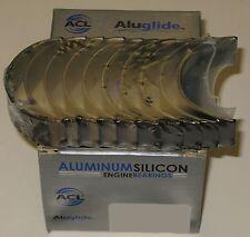 ACL 5M1957A-.25 Aluglide Main Bearings Honda H22A4 D16A1 D16A6 D16Z F23A 55mm
