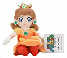 New Super Mario 8in Princess Daisy Kids Baby Soft Dolls Plush Toy Xmas Gifts