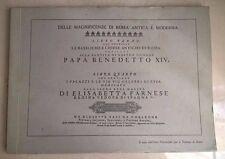 DELLE MAGNIFICENZE DI ROMA ANTICA E MODERNA LIBRO TERZO - QUARTO 1984