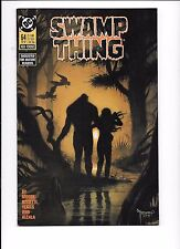 Swamp Thing #64 September 1987 final Alan Moore issue