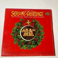 Felix Slatkin – Seasons Greetings: Liberty1961 Vinyl LP (Classical)