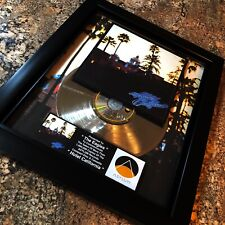 The Eagles Hotel California Million Record Sales Music Award Album Disc Lp Vinyl