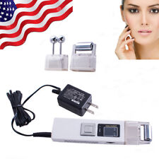Portable Wireless Galvanic Roller Beauty Facial Skin Care Spa Salon Equipment US