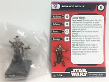 Star Wars Alliance & Empire 59/60 Advance Scout (C) Miniature