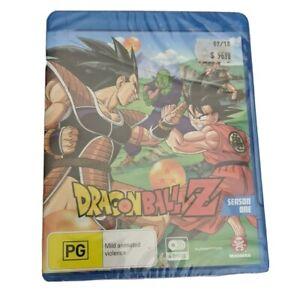 DRAON BALL Z Season 1 Episodes 1 to 39 Blu-ray  Region B A NEW SEALED PG