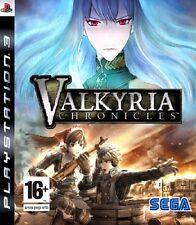 Valkyria Chronicles Sony PlayStation 3 Ps3