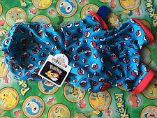 Pokemon Pokeball Eevee Build A Bear outfit pajama PJ Sleeper stuffed doll go toy