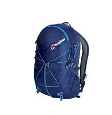 Macutos color principal azul para acampada y senderismo
