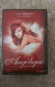 ANGELIQUE - L'INTEGRALE COFFRET 5 DVD MICHELE MERCIER ROBERT HOSSEIN