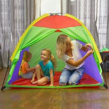 Kids Tents Indoor Outdoor Children Play House Toddler Boys Girls Toys Big 58x58