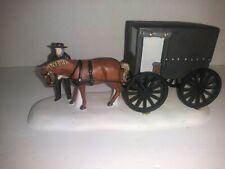 Dept. 56 Heritage Village Amish Buggy