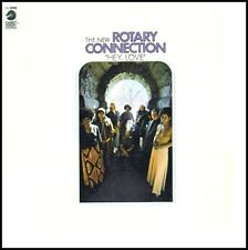 ROTARY CONNECTION w Minnie Ripperton HEY LOVE sealed Cadet Records vinyl #5006LP