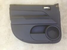 11-14 JEEP PATRIOT left front door panel complete with electrical controls