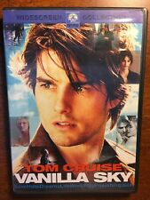 Vanilla Sky (Dvd, 2002), Tom Cruise, Penelope Cruz, Kurt Russell, Jason Lee