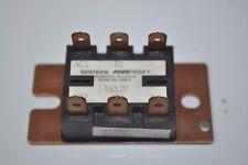 Gentron Powertherm Thyristor Power Module Model T612f 61150 031083