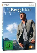 DER BERGDOKTOR TV-Serie Hans Sigl STAFFEL Season 8 - 3 DVD Box Neu
