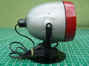 Kodak Darkroom Adjustable Safelight Lamp Model A with Stand & OA Wratten Filter