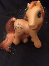 Mlp My Little Pony G3 Bumblesweet Yellow Orange Tinsel Hair Honey Bees 2002