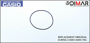 Casio Gasket / Back Seal Rubber, o-Ring, For AMW-704