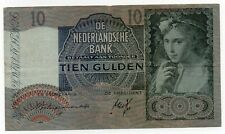 10 Gulden 1940 Niederlande