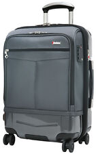 """Ricardo Beverly Hills Rodeo Drive 20"""" 4 Wheel Hybrid Carry On Luggage - Anthra"""
