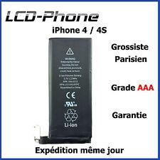 BATTERIE INTERNE IPHONE 4 / 4S - Grade AAA - Prix Grossiste