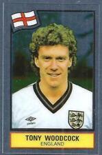 PANINI FOOTBALL SUPERSTARS 1984 -ENGLAND-TONY WOODCOCK