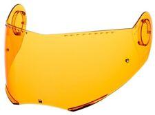 Schuberth Visier high definition orange mit Pinlockvorb. für Enduro-Klapphelm E1