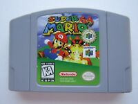✅ *GOOD* Super Mario Nintendo 64 N64 Authentic Video Game Cart Players Choice