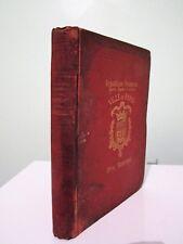 HISTOIRE D'UNE CHANDELLE par Michael Faraday 1791-1867 Chimie Hydrogène Carbone