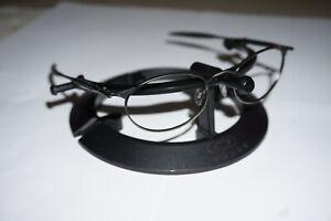 Oakley OO Wire Black Powder Frames Carbon Fiber Rx prescription Michael Jordan