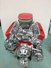 383 CRATE ENGINE STROKER MOTOR 400-500HP ROLLER TURN KEY PRO STREET CHEVY SBC