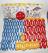 Zoob Jr. 2008 Infinitoy 84 Building Pieces 10 Instruction Cards 1 Stand CLEAN